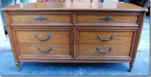 Dresser Before/ After (sold)