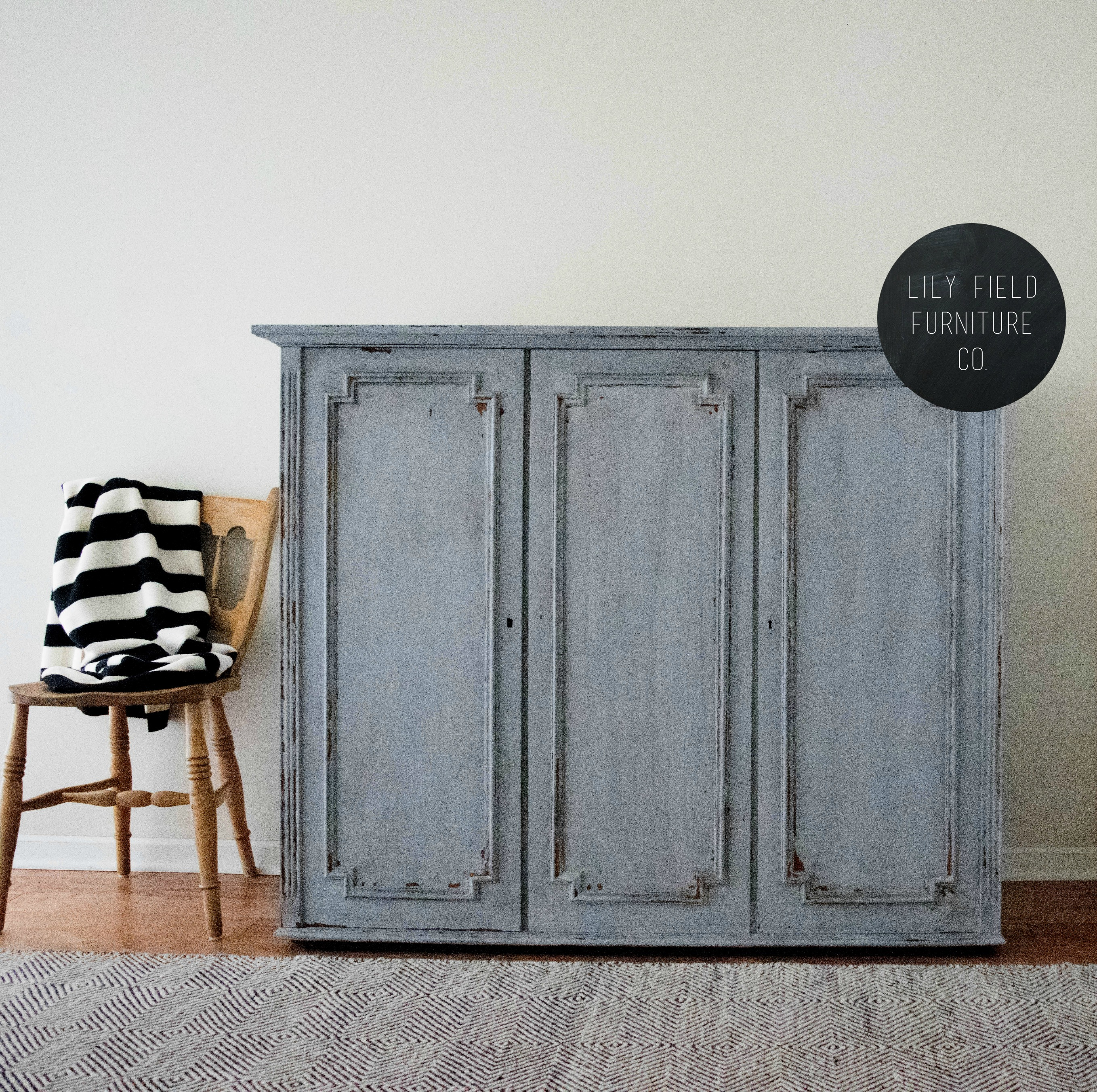 Update Furniture Using Texture And Patina