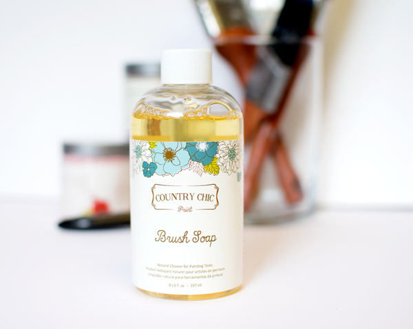 Brush Soap by Country Chic Paint- Product Review